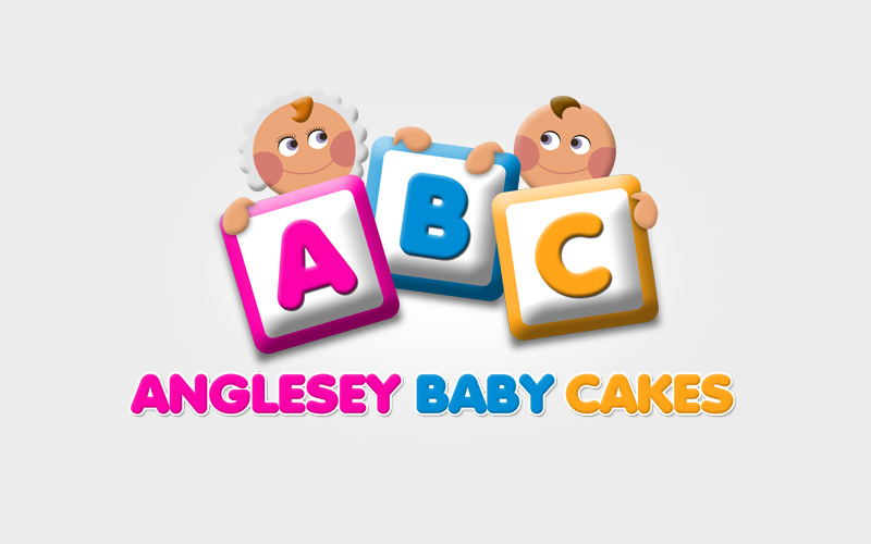 Anglesey Baby Cakes Logo