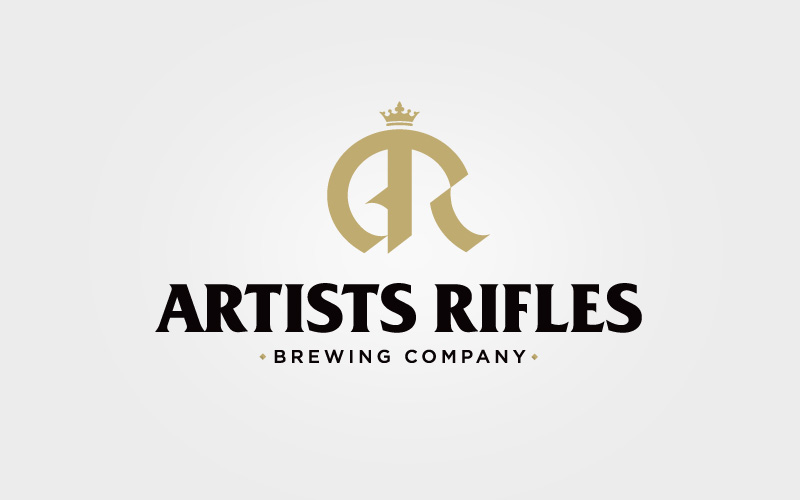 The Artists Rifles Logo Design