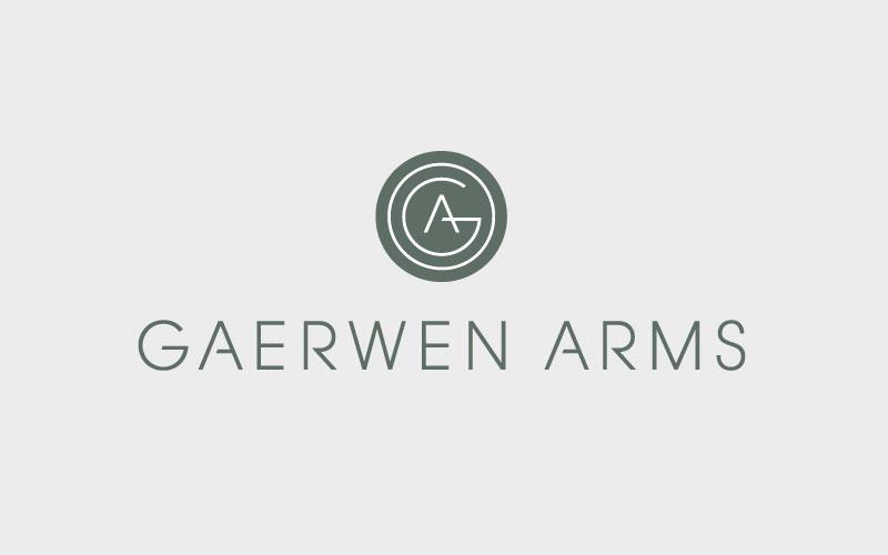 Gaerwen Arms Logo Design