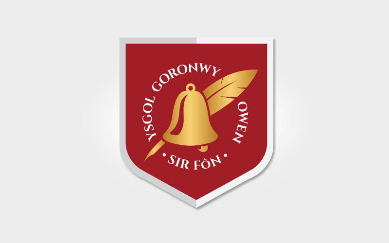 Goronwy Owen School Logo
