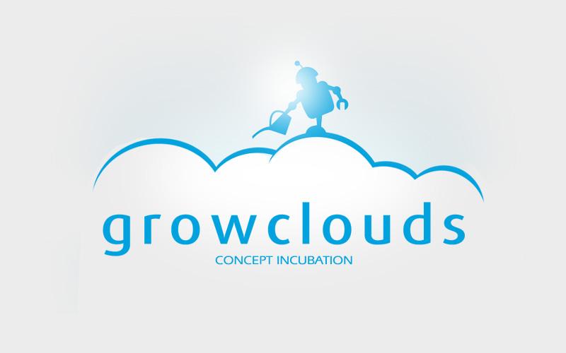 Grow Clouds Logo