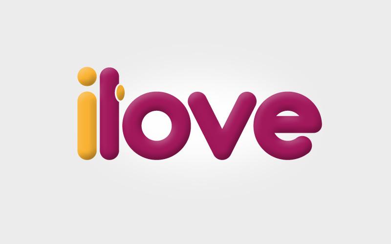 ilove logo designs