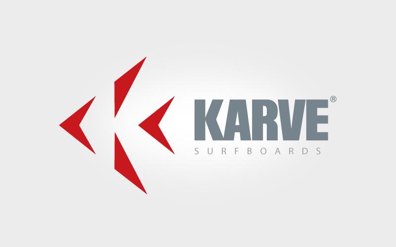 Karve Surfboard Logo