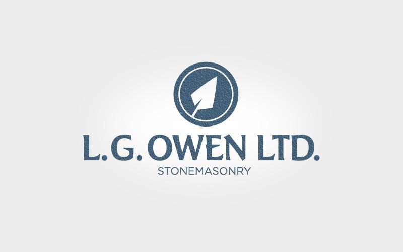 LG Owen Stonemason Logo