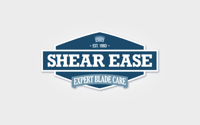 Shear Ease logo Design