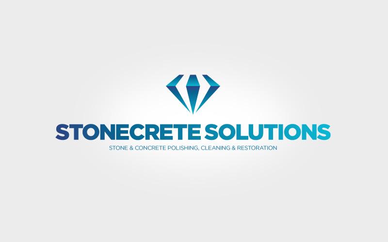 Stonecrete Solutions Branding