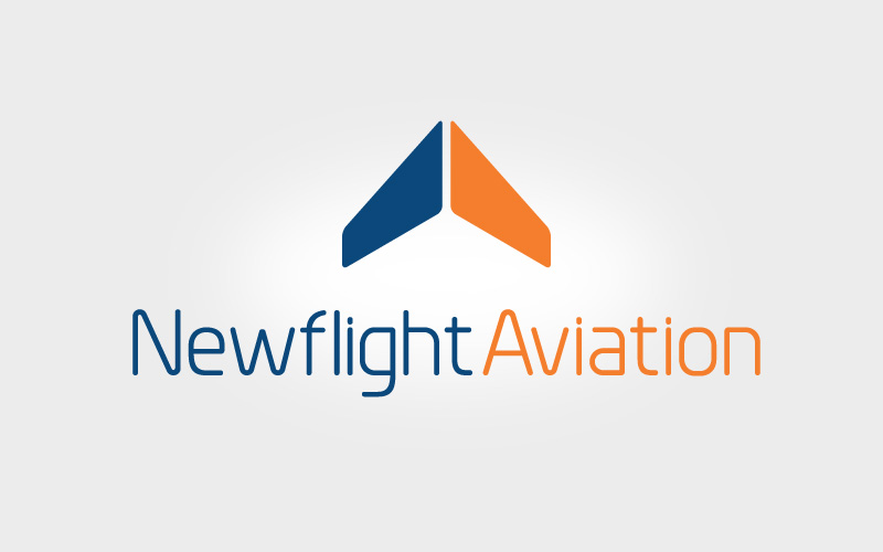 Newflight Aviation Logo